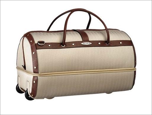 Vintage (Looking) Luggage from Samsonite | POPSUGAR Fashion
